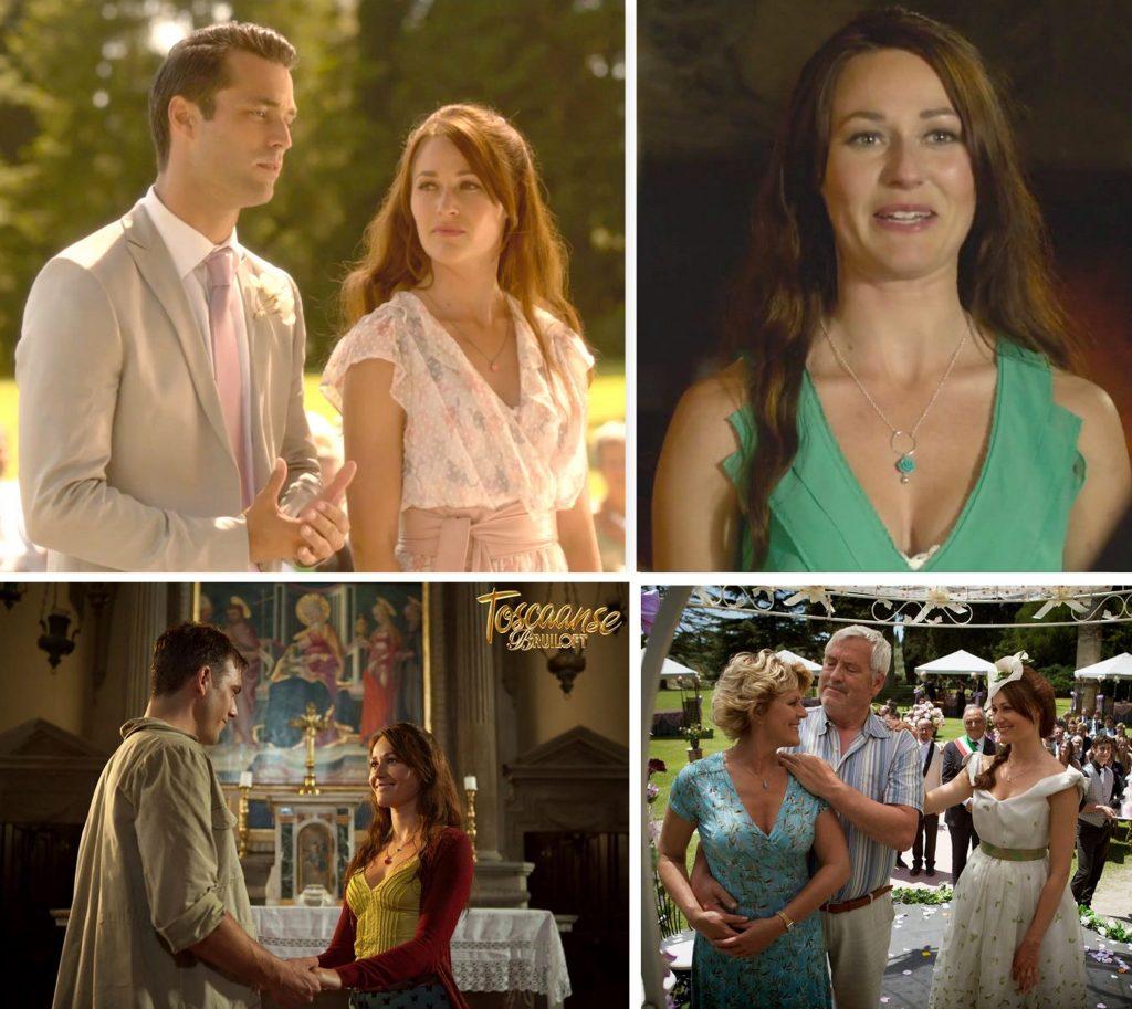 de Toscaanse bruiloft